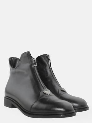 Ботинки черные   5874826
