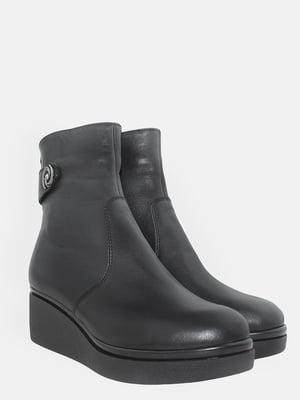 Ботинки черные   5874831