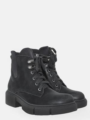 Ботинки черные   5874836
