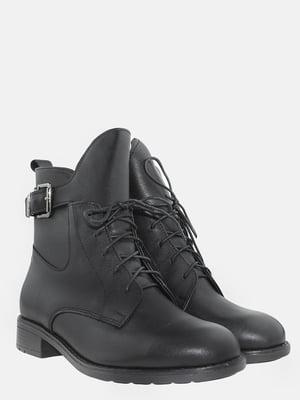 Ботинки черные   5874840