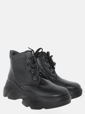 Ботинки черные   5874841