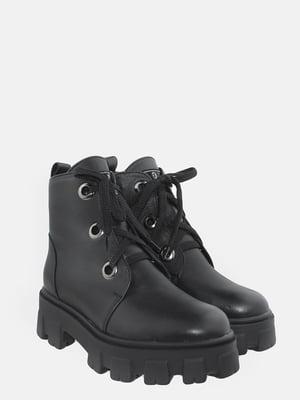 Ботинки черные   5874842