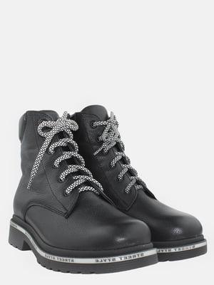 Ботинки черные   5874843