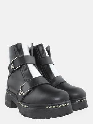 Ботинки черные   5874844