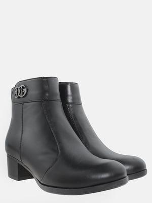 Ботинки черные   5874852