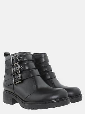 Ботинки черные   5874853