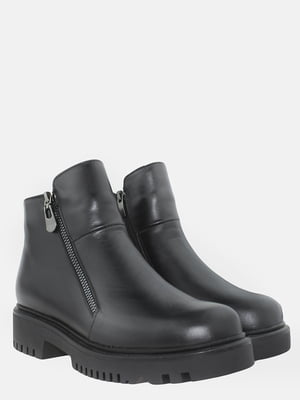 Ботинки черные   5874855