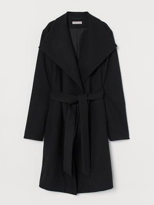 Пальто черное   5879709