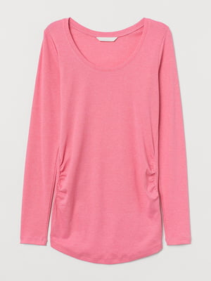 Джемпер для вагітних рожевий   5878794
