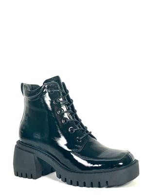 Ботинки черные   5898224
