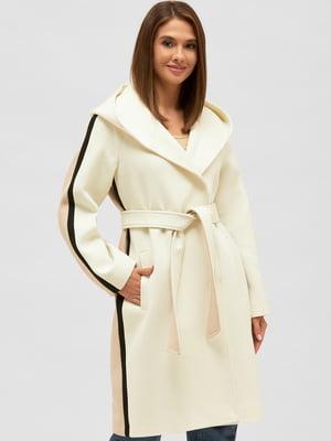 Пальто комбинированного цвета   5899500