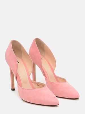 Лодочки розовые   5860157