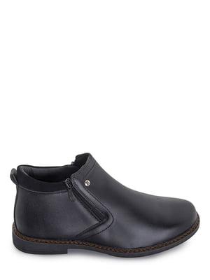 Ботинки черные | 5904724