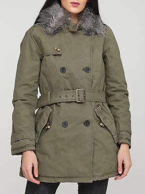 Куртка зелена | 5904095