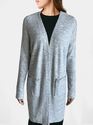 Кардиган серый | 5904354