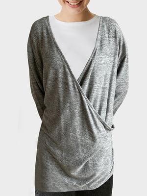 Кардиган серый | 5904559