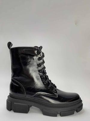Ботинки черные   5907400