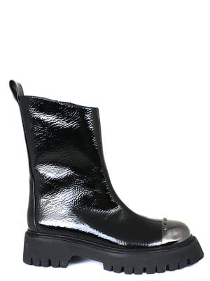 Ботинки черные   5908195