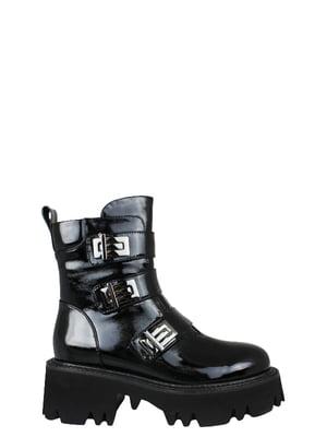 Ботинки черные   5908202
