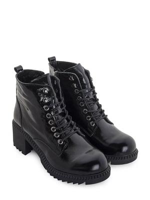 Ботинки черные   5908256
