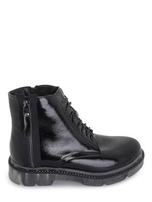Ботинки черные   5908265