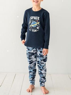 Піжама: лонгслів і штани   5908445