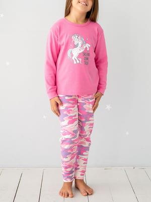 Піжама: лонгслів і штани   5908446