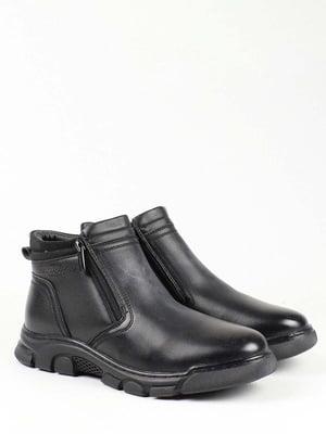 Ботинки черные | 5909075