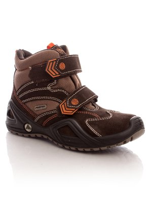Ботинки коричневые | 30402