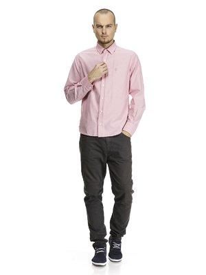 Сорочка світло-рожева | 651516