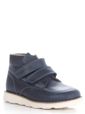 Ботинки темно-синие | 677925