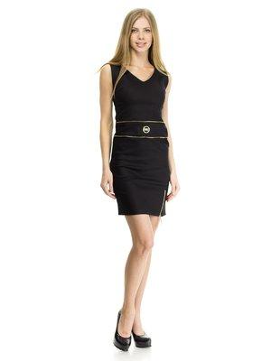 Платье черное | 370720