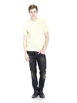 Пуловер светло-желтый | 64381