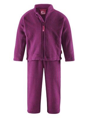 Комплект флісовий: кофта та штани | 648754