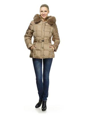 Куртка бежевая | 705809