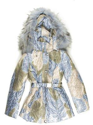 Куртка принтованная   629047