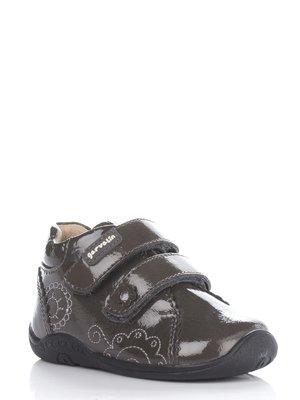Ботинки серые | 677922