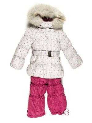 Комплект: куртка та півкомбінезон | 677981