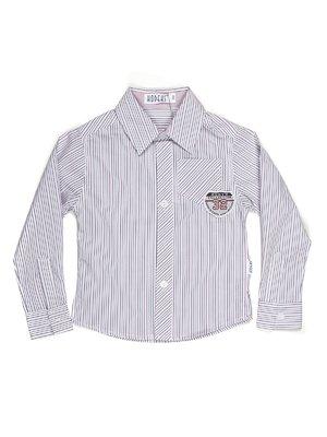 Рубашка в узкую полоску | 576650