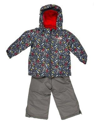 Комплект: куртка та напівкомбінезон | 593810