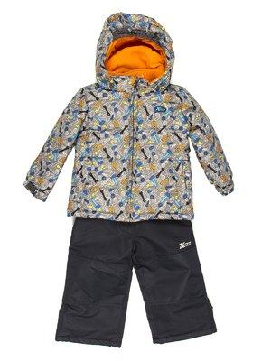 Комплект: куртка та напівкомбінезон | 593812