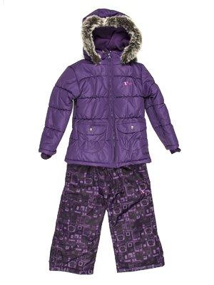 Комплект: куртка та напівкомбінезон | 593837