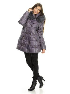Пальто темно-серое | 734828