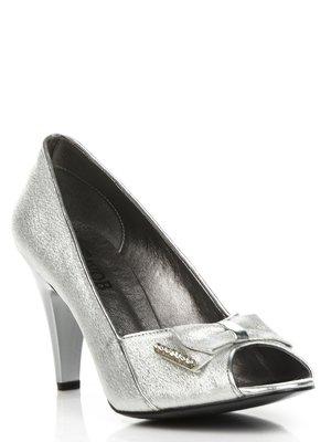 Туфли серебристые | 488937