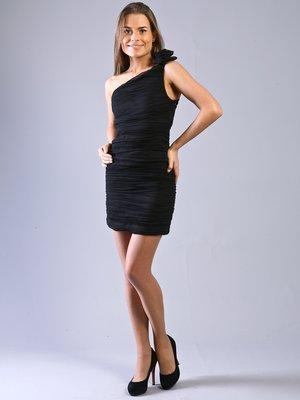 Платье черное | 51655