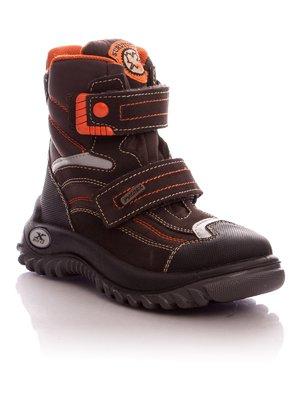Ботинки коричневые | 30378