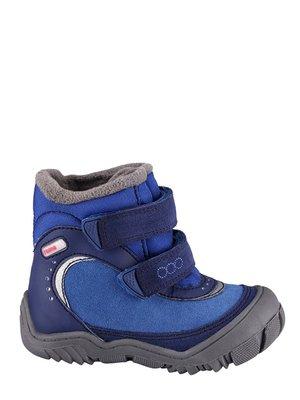 Черевики синьо-блакитні | 691610