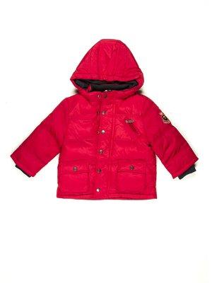 Куртка червона | 597240