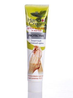 Крем для рук и ногтей защитный активный (125 мл)   258778