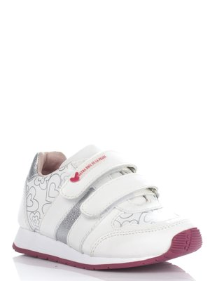 Кроссовки белые | 677929